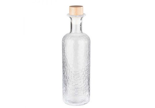 HorecaTraders Glass Carafe | 0.8 liters