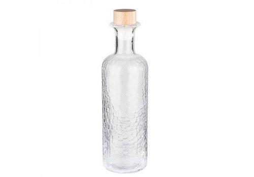 HorecaTraders Glazen Karaf | 0,8 Liter