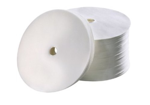 Bartscher Round coffee filters 195 mm - 1000 pieces