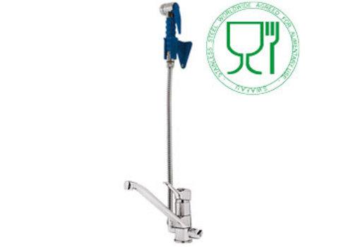 Diamond Extendable Catering Mixer | (H) 100 cm