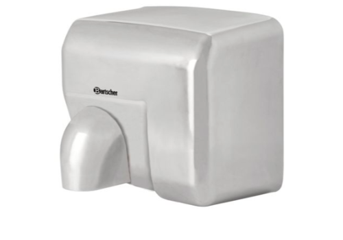 Bartscher Hand dryer for wall mounting