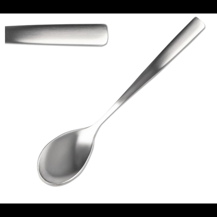 RVS tafellepels | 12 stuks