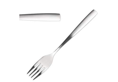 Comas Stainless steel table forks 12 pieces