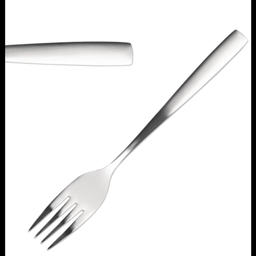 RVS tafelvorken | 12 stuks