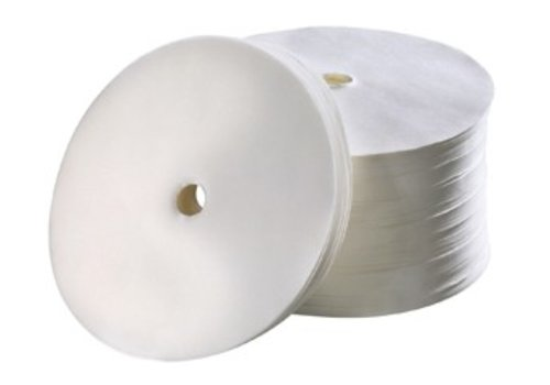 Bartscher Round coffee filters 245 mm, 250 or 1000 pieces