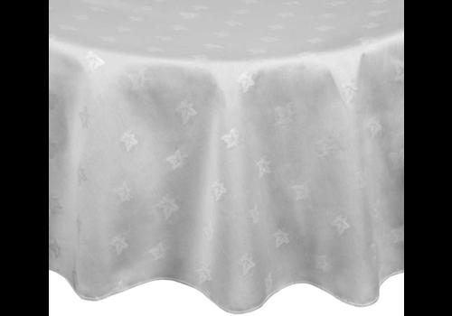 Tischdecke aus Baumwolle Runde | 230 (Ø) cm.
