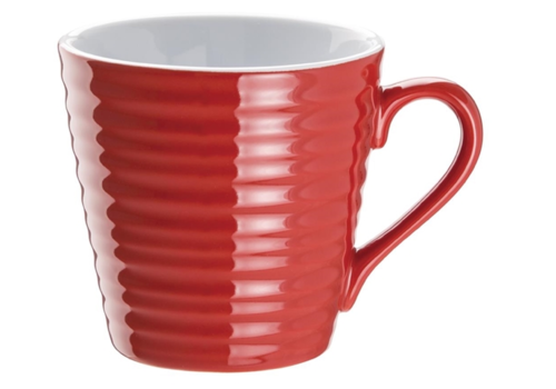 Olympia Colored porcelain mug 34cl | 6 pieces | 5 colors