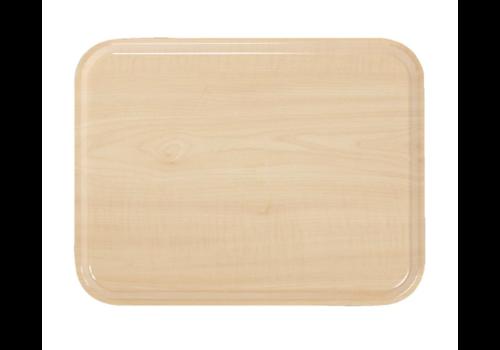 Cambro Rechteckiges Tablett Laminat | 3 Farben 32,5 x 26,5 cm