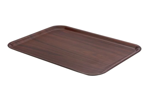 Cambro Brown Laminated Tray | 2 formats