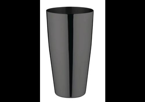 Olympia Zwarte Titanium Shaker | 70cl