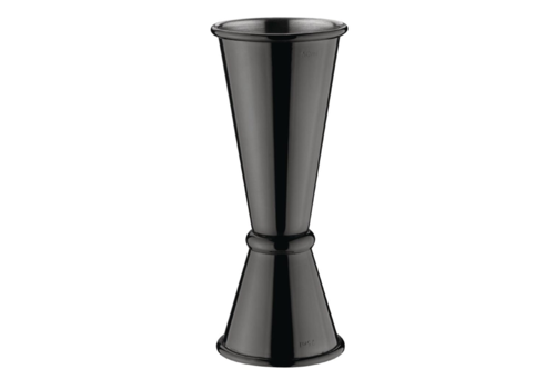Olympia Bartender Stainless Steel Black | 25/50 ml
