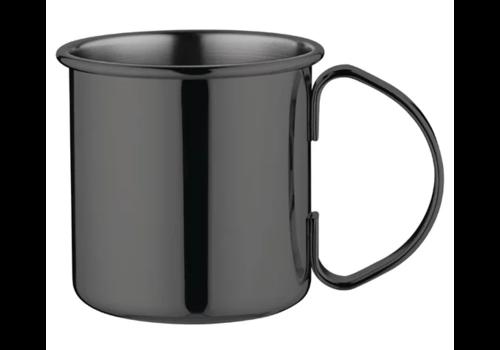 Olympia Black Titanium Mug | 0.5 L