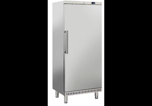 Combisteel Bäckerei-Tiefkühlschrank aus Edelstahl | 265 L