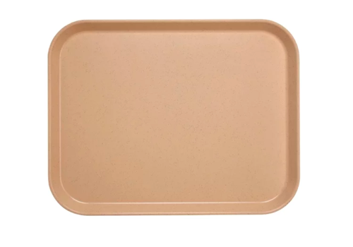 Cambro Cafeteria-Tablett aus Kunststoff | 46 x 36 cm | 2 Farben