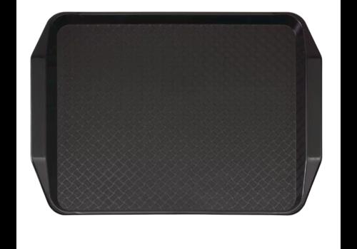 Cambro Fastfood Dienblad met Handvat | 3 Kleuren | 30 x 43 cm
