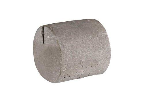 HorecaTraders Table number holder Concrete (3 forms)