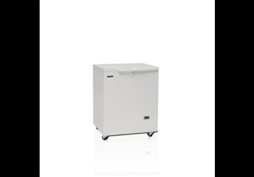 Tefcold Laborgefrierschrank Weiß | 152 Liter