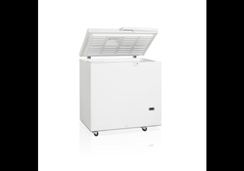 Tefcold Laboratory freezer White | 235 liters