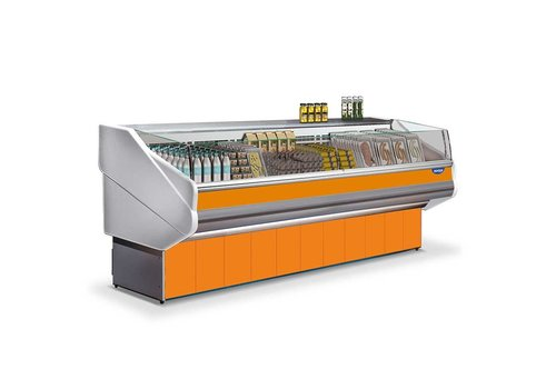 HorecaTraders Self-Service Refrigerated display case 4 Formats