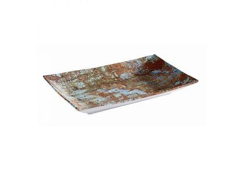 HorecaTraders Melamin Servierplatte | 2 Formate | Aquaris Line