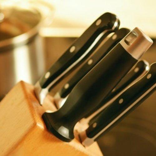 3 redenen om zelf uw messen te slijpen