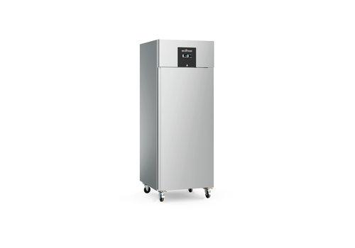 Ecofrost Horeca Freezer cabinet Stainless steel | Heavy Duty | 650L