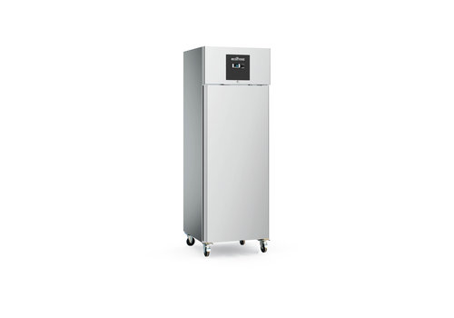 Ecofrost Horeca Fridge | Stainless steel | Heavy Duty | 429L