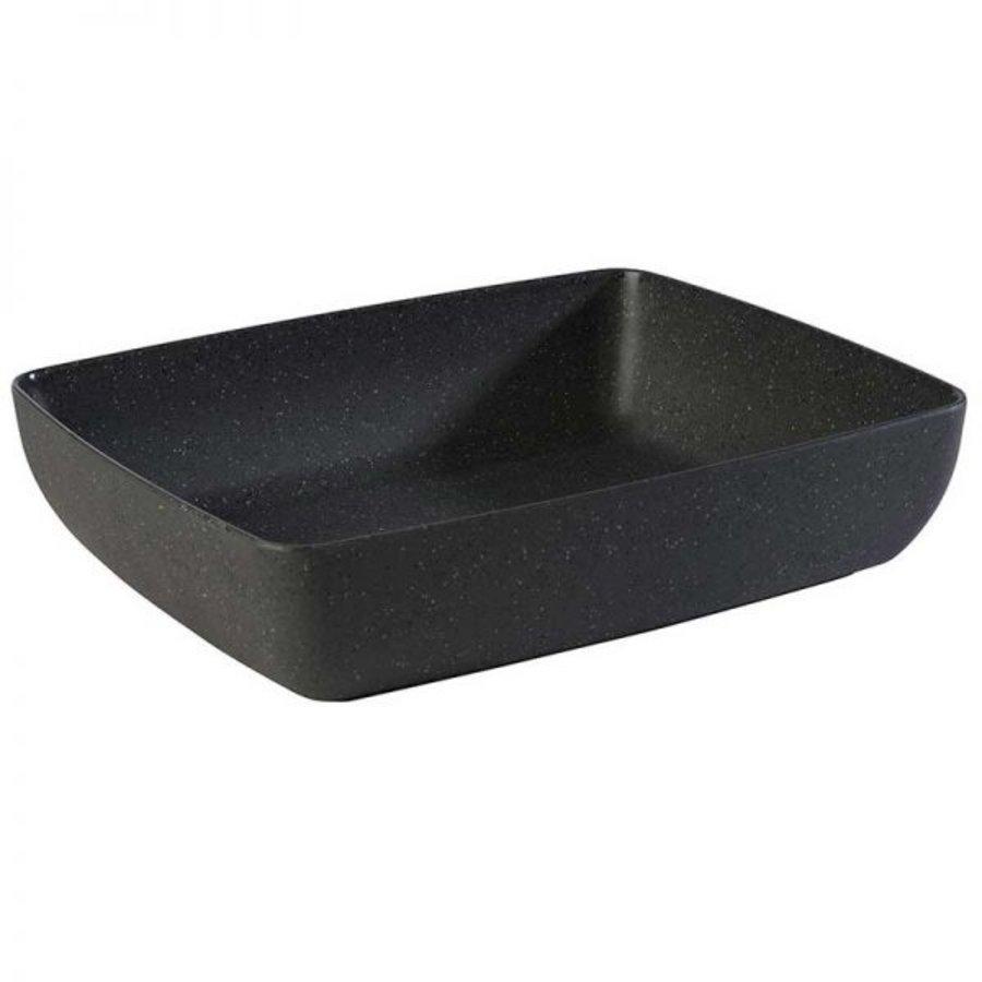 Melamine Schaal GN 1/2   32,5x26,5x(h)7,5 cm   4 Liter