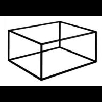 Metallplateau Standard | Frida Line | 2 Formate