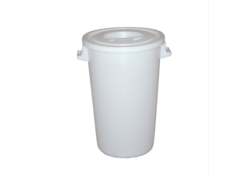 Combisteel Waste Bin With Cover | 5 formats