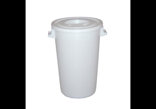 Combisteel Waste Bin With Lid | 5 Formats