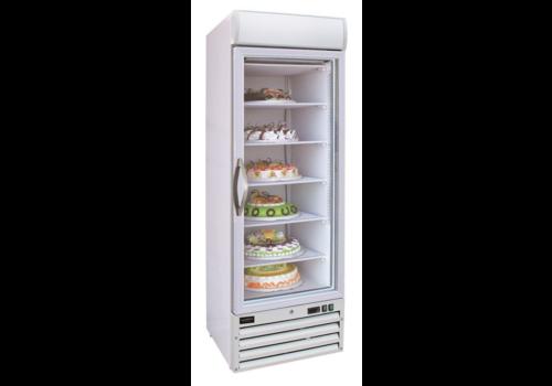 Combisteel Glass door Freezer | 578 liters