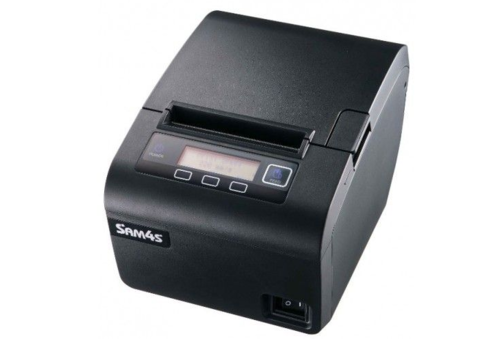 Sam4s Black receipt printer SAM4S | Ellix 40E