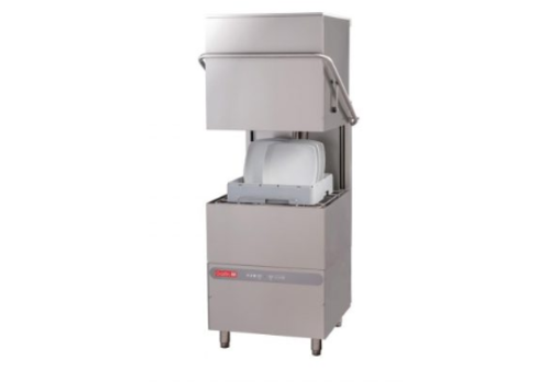 Gastro-M RVS Meastro Vaatwasmachine Met Afvoerpomp