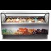 ISA Scoop ice cream display case MILLENNIUM RV 24 ST