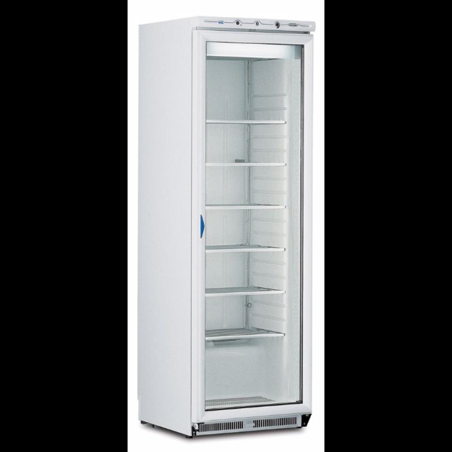 Vrieskast met Glasdeur ICE PLUS N40 Wit | Framec