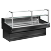 Diamond Counter Black Elegance Plus Gerades Glas   4 Formate