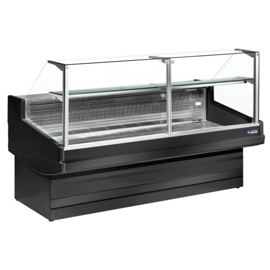 Counter Black Elegance Plus Straight Glass | 4 formats