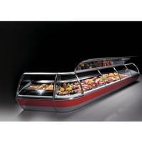 Illuminated Cooling Counter | Oscartielle MAJOR 1330 VCA | 133 x 118.5 x (H) 133 cm