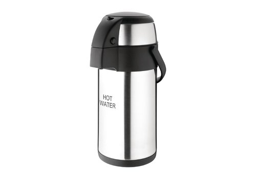 Olympia Thermos with pump | 3L | Hot Water
