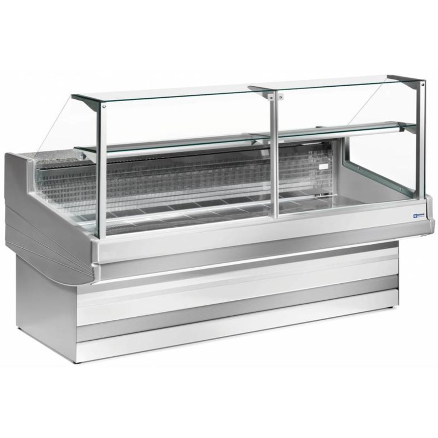 Counter Elegance Plus Straight Glass | 4 Formats