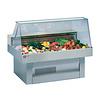 Diamond Showcase Fish Counter   Curved Windows Cooled 0 / +2 ºC   1500x1000x (h) 1195mm