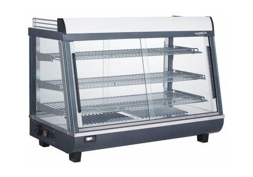 Combisteel Keeping display case 136 liters   915x484x662 (h) mm