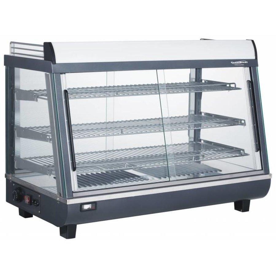 Keeping display case 136 liters | 915x484x662 (h) mm