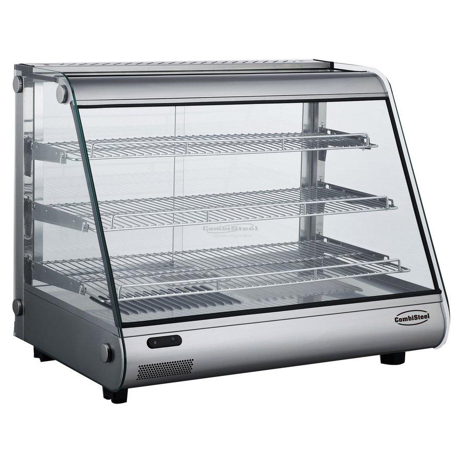 Hot display 160 liter 857x578x698 (h) mm   1500W