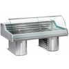 Diamond Showcase Fish Counter | Granite worktop Cooled 0 / +2 ºC | 200 x 119.5 x (h) 117.5 cm