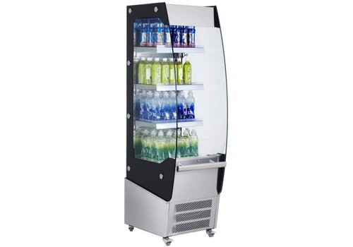 Saro Refrigerated display case with wheels - Soft drinks model