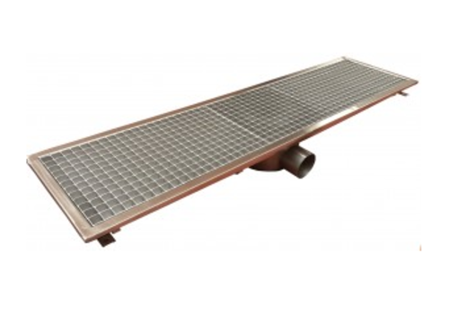 Combisteel Vloerput | 1368 mm