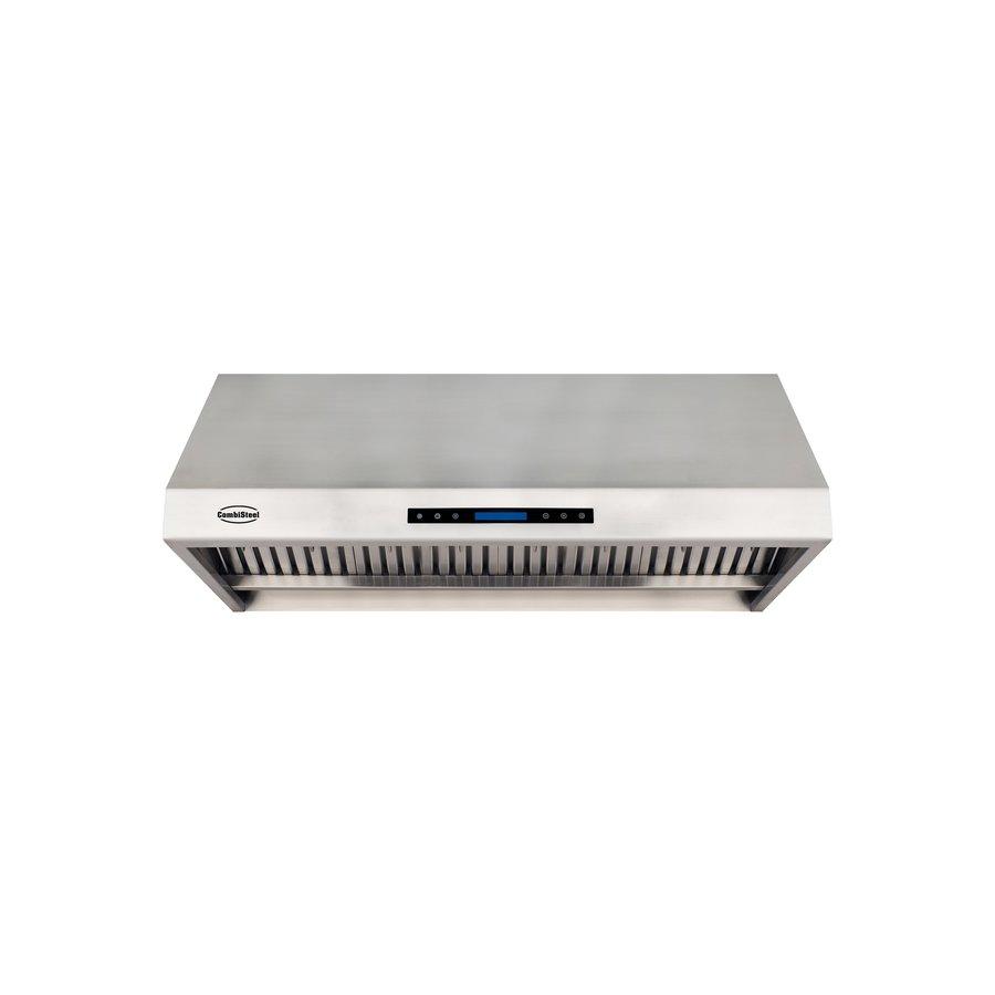 Dunstabzugshaube Rostfreier Stahl 1200 x 630 x (h) 457 mm | 230V