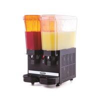 Beverage dispenser 2x20L | Black